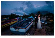 """Lena & Gaurav ont choisi le """"Four Seasons Resort Nevis"""" pour se dire """"Oui""""! / Lena & Gaurav chose the """"Four Seasons Resort Nevis """" to say """" Yes !"""" Plus à / More at:  http://www.dqstudios.com/weddings/lena-gauravs-destination-wedding-four-seasons-nevis/ http://www.fourseasons.com/nevis/"""