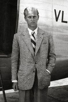 HRH Prince Philip 1947