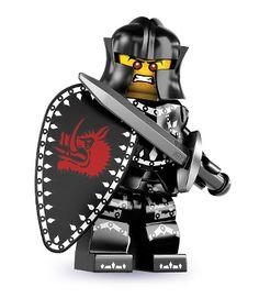 LEGO Minifigures Series 7: Evil Knight