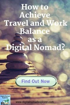 Balancing work and travel when you are a digital nomad can be quite a task. There are four specific areas that need to be covered. Find out what they are in the article! Work Travel, Business Travel, Travel Tips, Hotel Food, You Are The World, Keep Fit, Busy Life, Energy Level, Digital Nomad