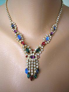 Great Gatsby Jewelry Wedding Jewelry by CrystalPearlJewelry, $81.00