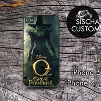 Oz The Great Theodore- iPhone Case 4/4s/or 5. Samsung Galaxy s3/s4