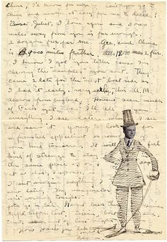 Alfred Joseph Frueh to Giuliette Fanciulli, 1912 Nov. 7. Alfred J. Frueh papers, Archives of American Art, Smithsonian Institution