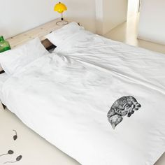 Moda & Stilo: Dormir impressão gato