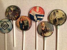 Custome lollipop