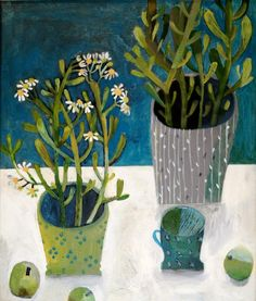 Este MacLeod. love these colors and patterns.