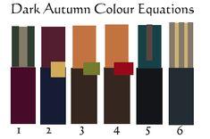 The 12 Colour Equations - 12 Blueprints