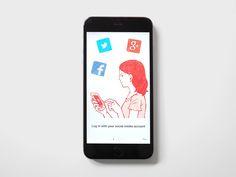 "Coffee shop app""Kawa"" on Behance"