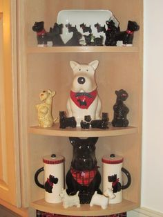 nice Scottie collection - And we have some of these!