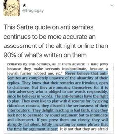 Sartre Quotes, Patriarchy, Faith In Humanity, The Victim, Social Justice, Thought Provoking, Equality, Decir No, Things To Think About