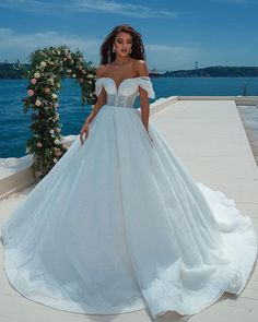 Top 30 Hottest Wedding Dresses: Guide To Every Silhouette ❤ hottest wedding dresses sweetheart off the shoulder ball gown saidmhamad #weddingforward #wedding #bride #weddingoutfit #bridaloutfit #weddinggown