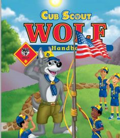 A PDF copy of the Wolf Scout Handbook