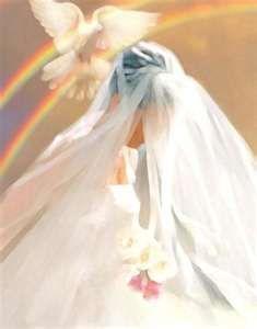Bride of Christ, LOVE.