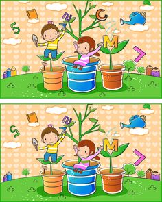 Les enfants Dyslexia Activities, Sequencing Activities, Preschool Learning Activities, Color Activities, Mazes For Kids Printable, Printable Crafts, Hidden Words In Pictures, Spot The Difference Kids, Halloween Activities For Kids