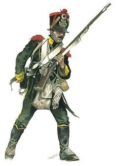 La Pintura y la Guerra. Sursumkorda in memoriam Military Art, Military History, First French Empire, Historia Universal, Army Uniform, French Army, Historical Images, Napoleonic Wars, Toy Soldiers