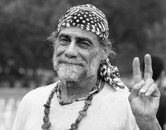 U.S. Peace sign, hippie culture, 1960s