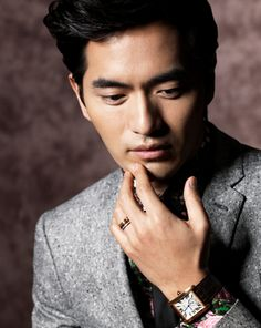 Lee Jinwook from Magazine GQ Korea March 2014