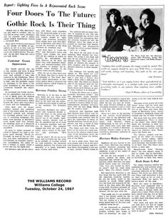 """mew8492: """"Article about The Doors. """""""