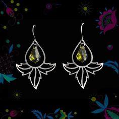 Srebrne kolczyki Kashubian Glamour  ID: 110730 / Galeria Mojej Żony / Biżuteria / Kolczyki