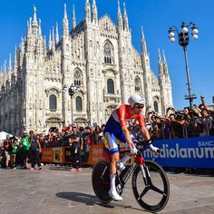 Tom Dumoulin The final ride to Giro100 victory!