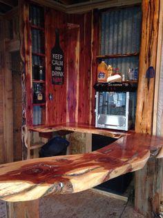 Cedar bar