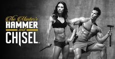 21 Day Fix's Autumn Calabrese and Body Beast's Sagi Kalev are coming out with a NEW Workout!!! SO excited to try it!!!