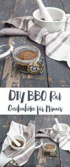 DIY Kräutersalz selber machen Jar - selber machen küche