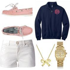 Back to School: Preppy Monogrammed Quarter Zip Sweatshirt https://www.etsy.com/ca/listing/175159064/monogrammed-quarter-14-zip-sweatshirt?ref=shop_home_active_3