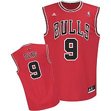 adidas Chicago Bulls Luol Deng Youth (Sizes 8-20) Replica Road Jersey - NBAStore.com