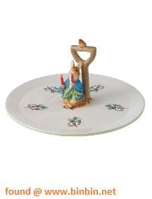 Beatrix Potter Peter Rabbit Cake Stand Classic