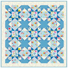 Afternoon Picnic Blanket Quilt Kit at Nancy's Notions Cot Quilt, Quilt Top, Picnic Quilt, Picnic Blanket, Quilt Kits For Sale, Sewing With Nancy, Nancy Notions, Flannel Quilts, Nancy Zieman