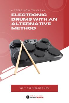 6 Steps How to Clean Electronic Drums with an Alternative Method! Roland electronic drums, electronic drum set, electronic drum kit, electronic drum pad, electronic drums room, Yamaha electronic drums, electronic drum set room, electronic drum studio, best electronic drums, electronic drum stand, electronic drum kit room, electronic drum setup, electronic drum at home, electronic drum bag, electronic drum storage. #electronicdrumset #electronicdrumkit #bestelectronicdrums… Yamaha Electronic Drums, Electronic Drum Pad, Drum Sheet Music, Drums Sheet, Learn Drums, How To Play Drums, Homemade Drum, Electric Drum Set