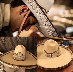 Mexican Outfit, Mexican Style, Cowboy Gear, Cowboy Hats, Spanish Culture, Country Boys, Tequila, Leather Craft, Boy Fashion