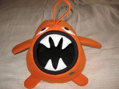 Narancs szörnyecske