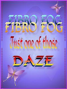 Fibro Fog by Lotacats