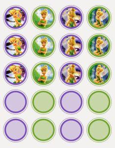 Casinha de Criança: Kit Festa Sininho Tinker BellPara Imprimir Grátis