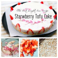 Tofu Dessert, Best Weight Loss, Birthday Cake, Good Things, Desserts, Recipes, Food, Birthday Cakes, Meal