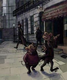 | O Ratinho Detetive