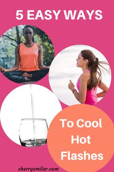 Download this free guide to discover how you can start cooling your menopause hot flashes today. Menopause Relief, Menopause Symptoms, Adrenal Burnout, Hot Flash Remedies, Thyroid Issues, Night Sweats, Health Tips For Women, Hot Flashes, Keeping Healthy
