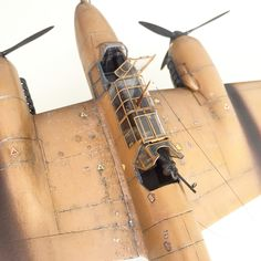 Bf-110E (Eduard, 1/48)