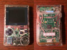 XodusTech - Raspberry Pi Gameboy Pocket