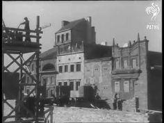Odbudowa Rynku Starego Miasta w Warszawie // Reconstruction of Old Square in Warsaw - YouTube