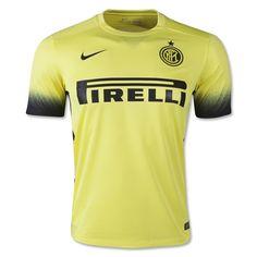 9543c26c1ab Inter Milan 2015 2016 3RD Away Men Soccer Jersey Personalized Name and  Number Milan