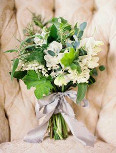 Organic bouquet: http://www.stylemepretty.com/2015/01/28/organic-and-elegant-laurel-hall-wedding/   Photography: Megan W - http://www.megan-w.com/
