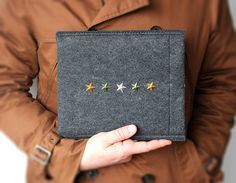 Military iPad case  Decorated with real military by GalaBorn, $57.00