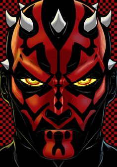 Darth Maul by Thuddleston on deviantART