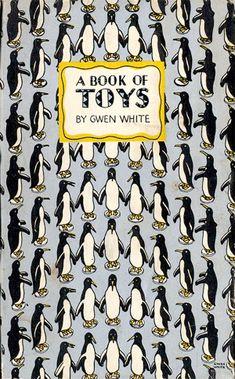 DESIGNER: Gwen White  ILLUSTRATOR: Gwen White  PUBLISHED: 1946  COLLECTION: King Penguins