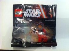 ToyzMag.com » LEGO Star Wars : figurine A-Wing Pilot dispo en France