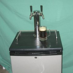 You can buy a ready-built kegerator, but with a price tag that usually exceeds $700, you're spending a lot of money to buy a fresher beer. Luckily, theres a better way to get a draft system in your home.