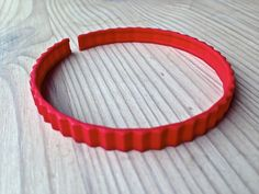 3D-printed strong, lightweight & flexible plastic bracelet with geometric design. Available on http://www.etsy.com/shop/MatthiasBD.